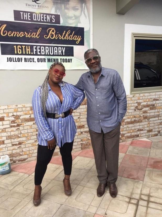 I counsulted Ebony before signing kim Maureen- Starboy kwateng