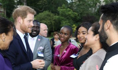 Prince Harry presents innovation awards