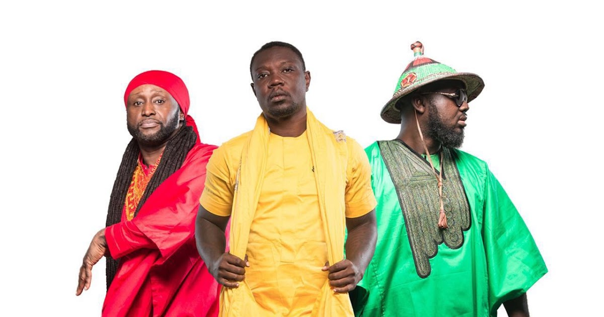 I am still with VVIP and we are very much together – Reggie Rockstone