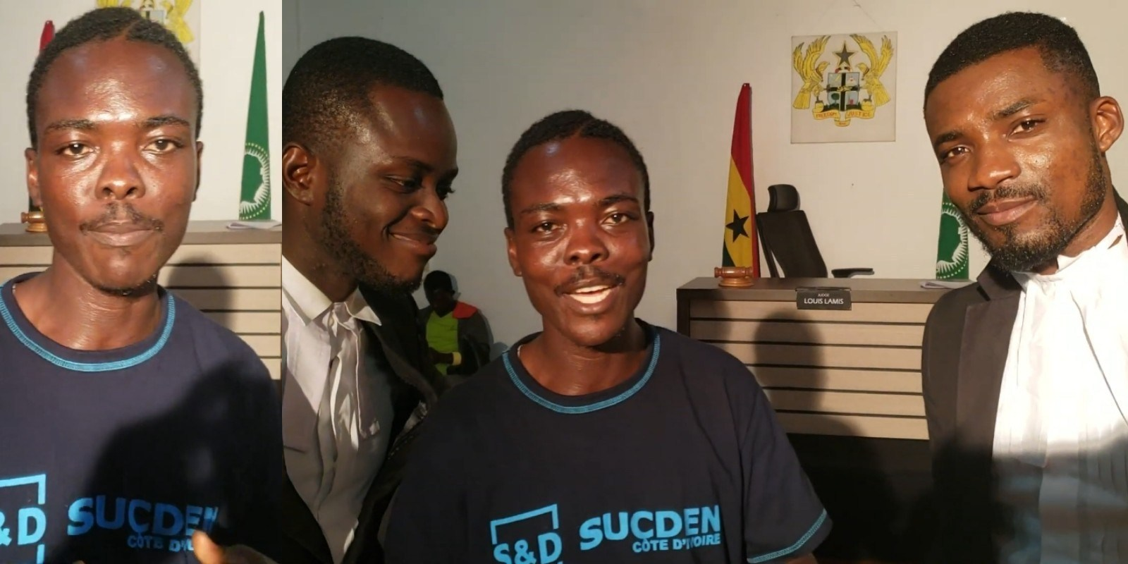 Watch: Mr. Eventuarry gets first acting job, features in 'Kejetia vs Makola'