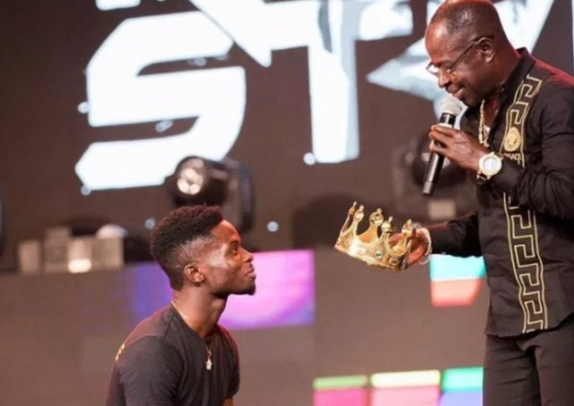 Kuami Eugene's crowning as 'future of High-life music' came at the wrong time – Bisa Kdei