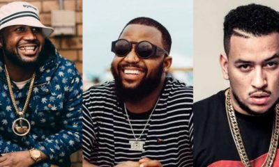 Rapper AKA ridicules his compatriot Cassper Nyovest for wishing he was a Nigerian