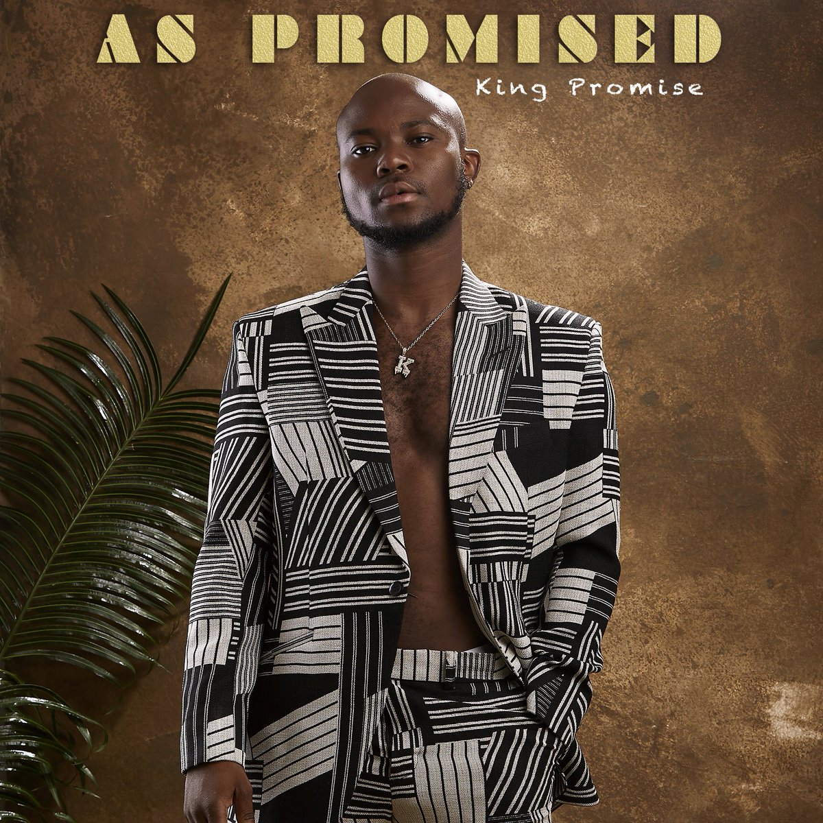 #ASPROMISED: First copy of King Promise's debut album purchased for Gh30,000 cedis
