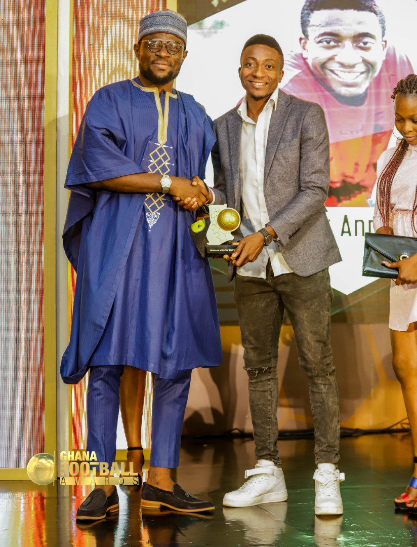 Exclusive Highlights from 2019 Ghana football Awards