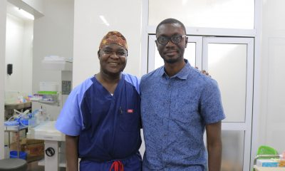going under the knife of Dr Kwasi Debra