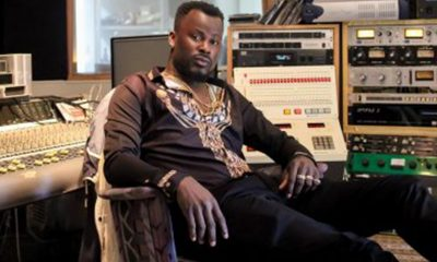 I didn't make a penny when I signed Eno Barony– Music Producer Masta Garzy reveals
