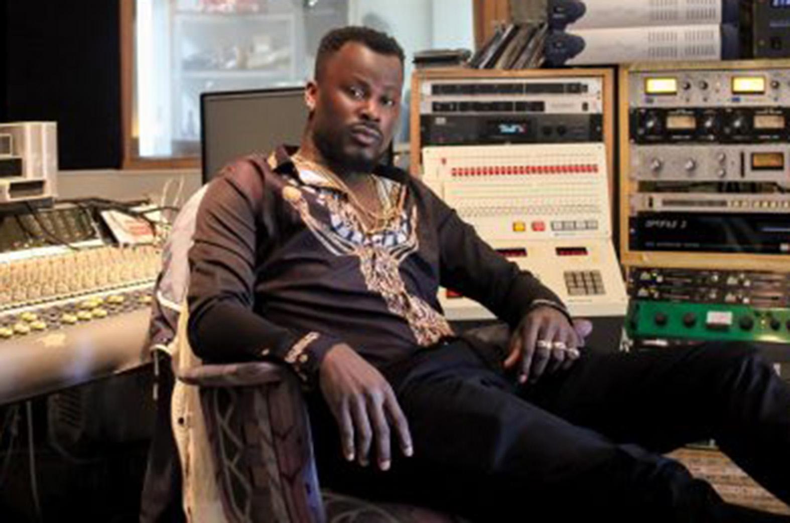 I didn't make a penny when I signed Eno Barony– Music Producer Masta Garzy reveals