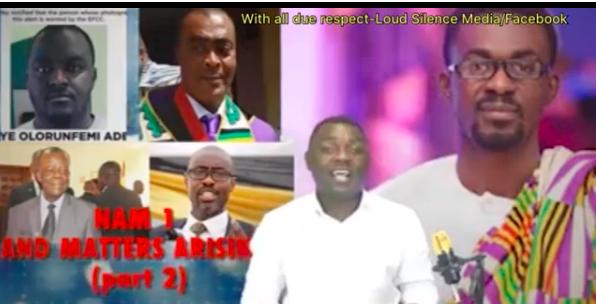 Charles Opoku Darko debunks allegations of involvement in NAM1 Dubai fraud scandal