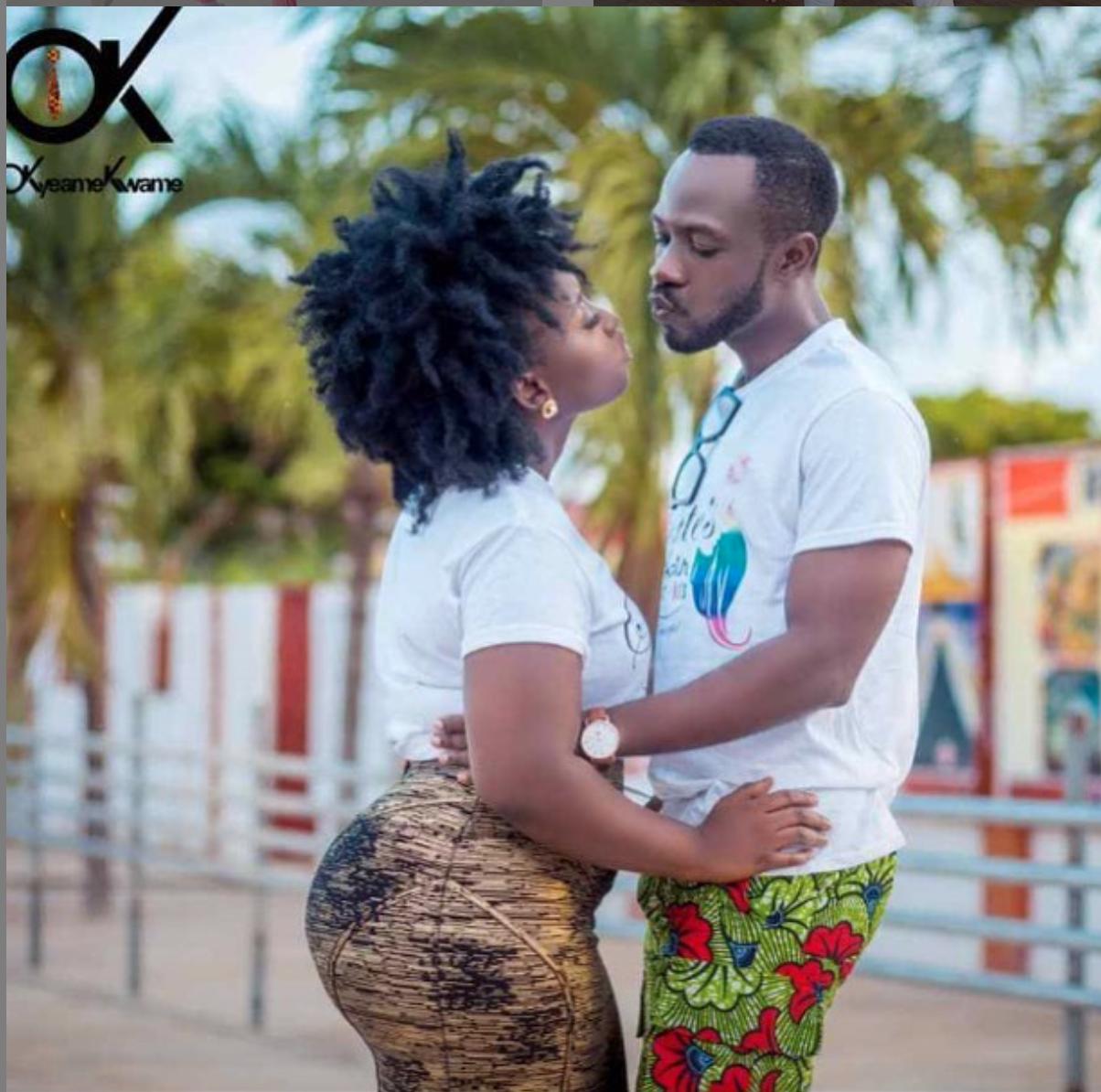 I spent only 300 cedis on my wedding- Okyeame Kwame reveals ...