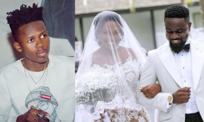 Watch: I strongly feel Sarkodie was hurt I didn't make it to his wedding - Strongman
