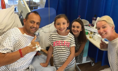 Woman donates her kidney to her ex-husband five years after divorce