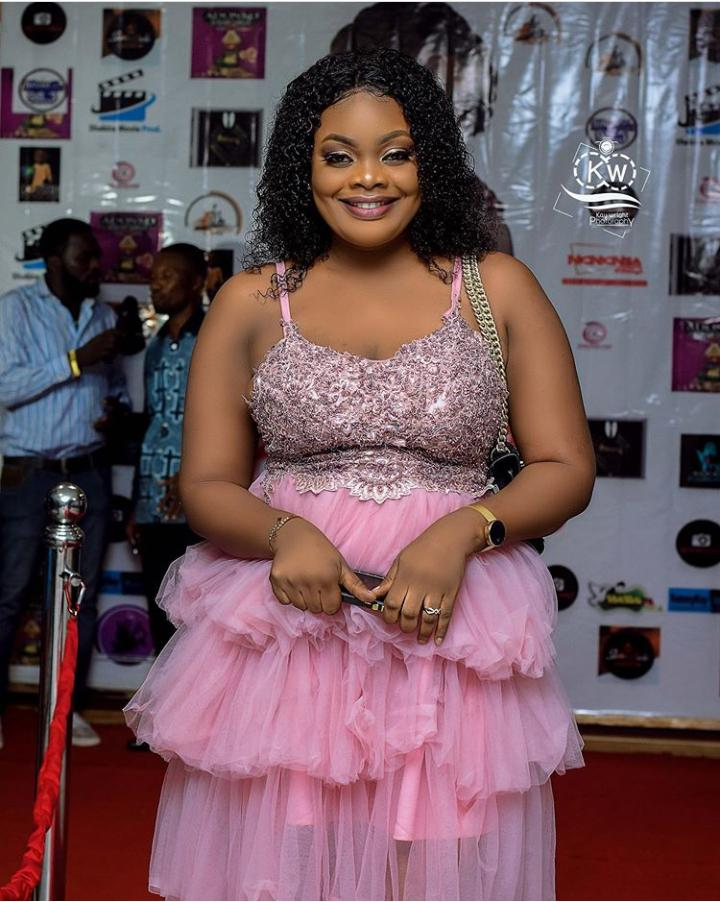 Shocking photos from the red carpet of 'Baby Mama' movie premiere in Kumasi