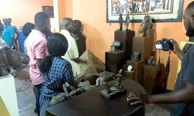 First Lady, AU Commission Chair to inaugurate Kwaw Ansah's 'Bisa Aberwa' Museum