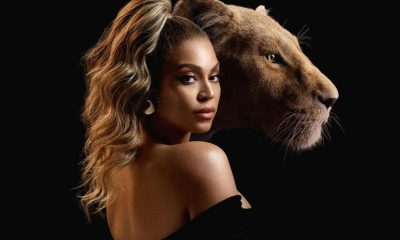 "Watch: Beyoncé calls The Lion King album a ""Love Letter to Africa"""