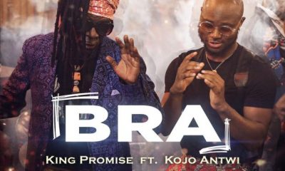 Never imagined i would have a song with Kojo Antwi- King Promise