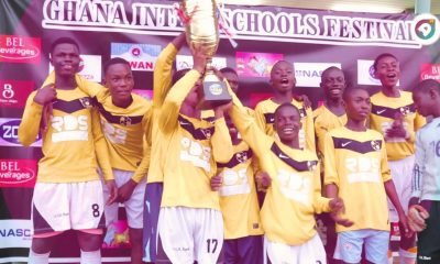Ghana Inter-schools Festival: Identifying talents and nurturing young talents through sports
