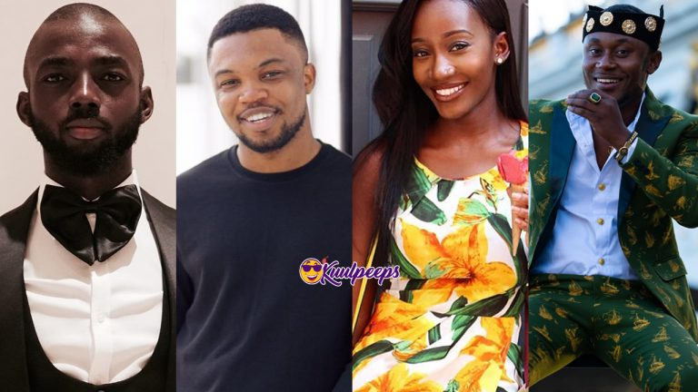 Okuntakinte and three other young Ghanaians featured on Forbes Africa's 30 Under 30 2019 List