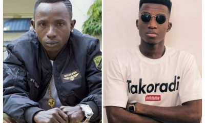 Patapaa and Big Shaq aren't different, support his talent – Kofi Kinaata