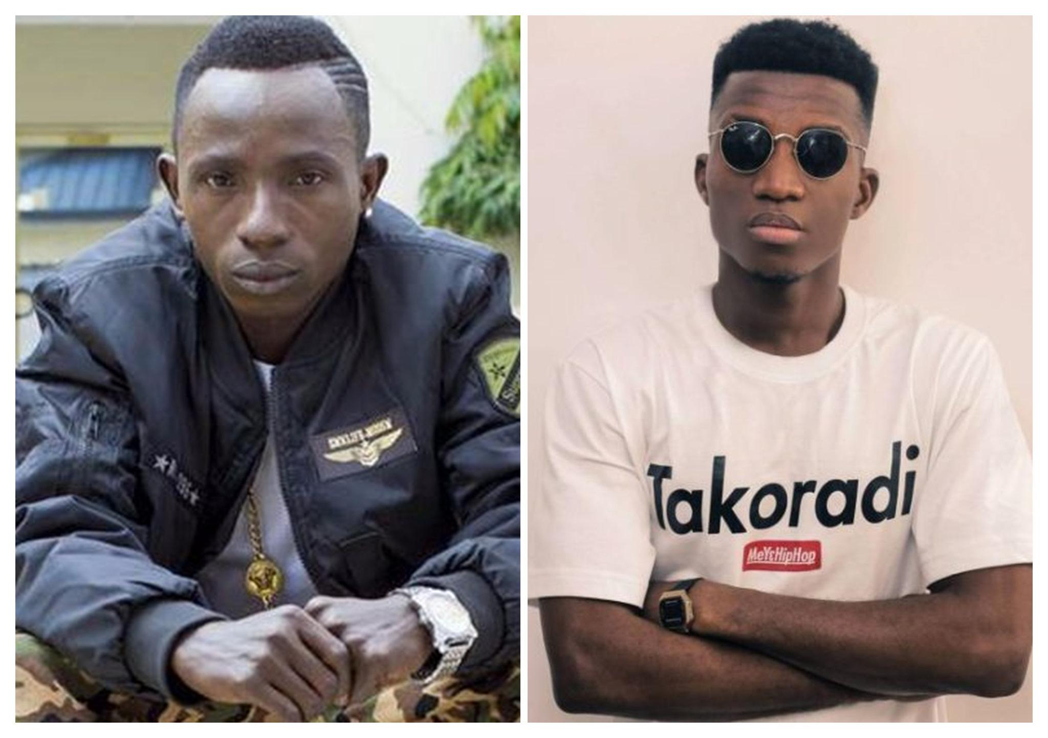 Patapaa and Big Shaq aren't different, support his talent – Kofi Kinaata
