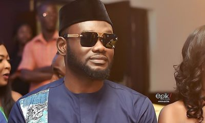 Actor Prince David Osei refused to kiss an actress because her mouth smelled like manhole.