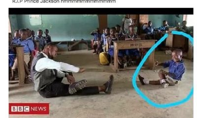 "Little boy in viral ""Omo Ada"" dance video dies after suffering internal bleeding, teacher confirms"