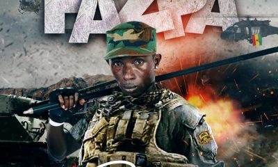#PA2PA: Patapaa unveils album cover for his soon to be released album