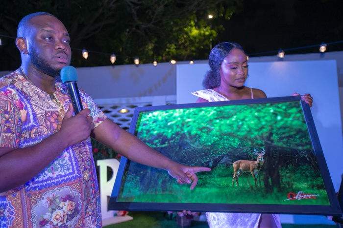 2014 Miss Malaika, Eirene Binabiba launches Foundation to conduct development projects in deprived communities