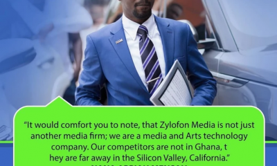 creative arts company, Zylofon Media.