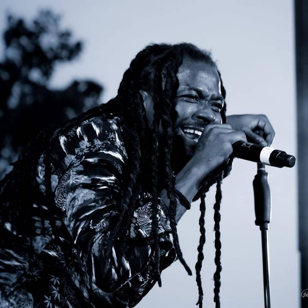 Photos: Samini performs at 2019 SummerStage in New York