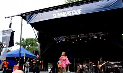 Photos: Efya thrills at SummerStage 2019 in New York