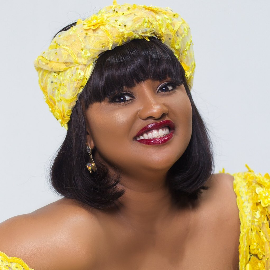 Photo: Nana Ama McBrown drops stunning picture for her 42nd birthday