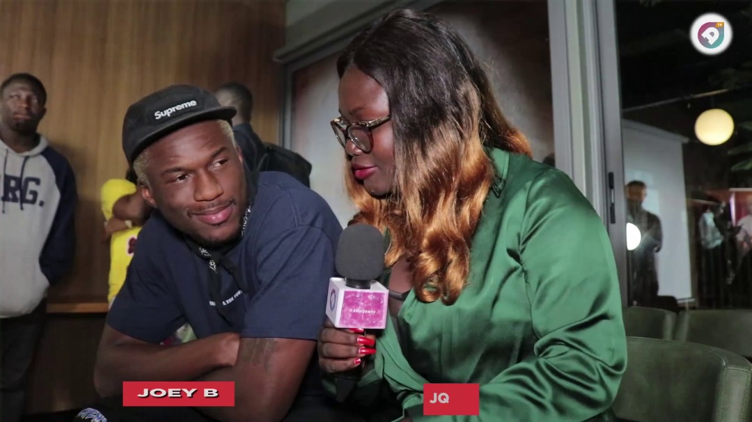 Joey B not in a rush to drop an album, hints that Ghanaians sleep on them!