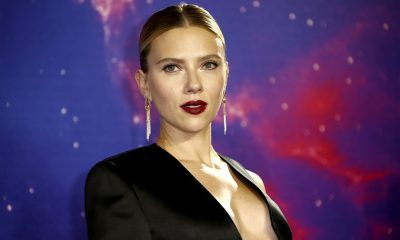 Scarlett Johansson tops Forbes highest-paid actresses list