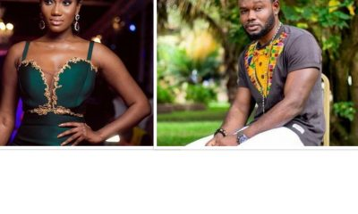 Prince David Osei calls Wendy Shay shallow over 'net worth interview' response