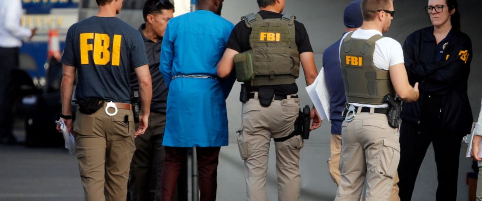 Watch: FBI takes down 77 Nigerian fraudsters in $46M case