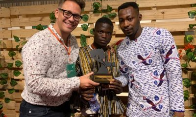 Stuart Harmon's 'The Money Stone' wins Best Documentary at 2019 Black Star international Film Festival