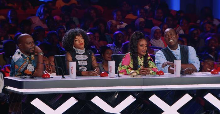 Image result for east africa got talent judges