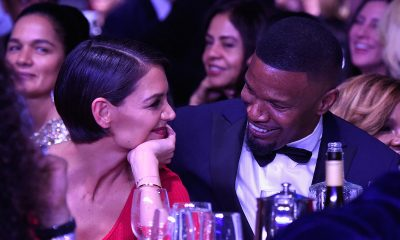 Jamie Foxx breaks up with Katie Holmes after 6 years of dating, see his 21yr old new girlfriend