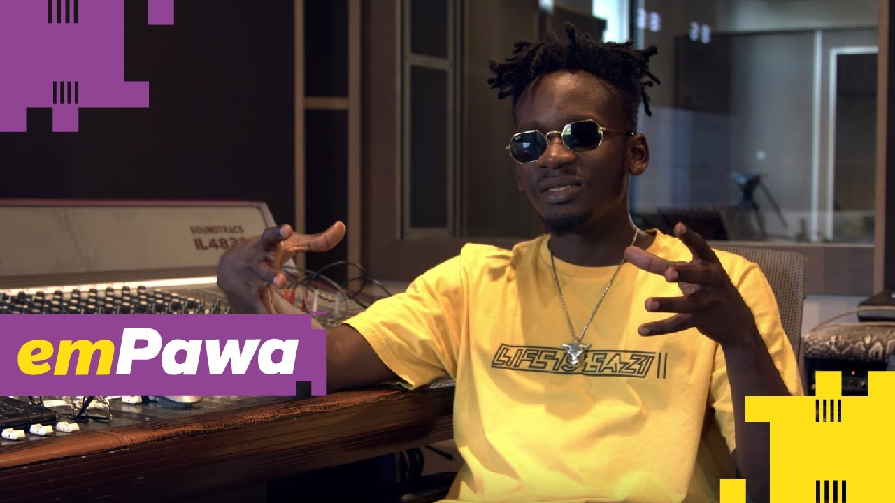 #Empawa30: Mr Eazi announces the return of Empawa Africa program, starts August 15