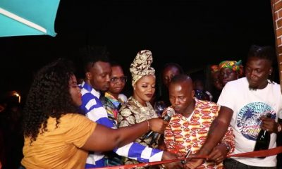Mzbel opens Bela's pub and lounge