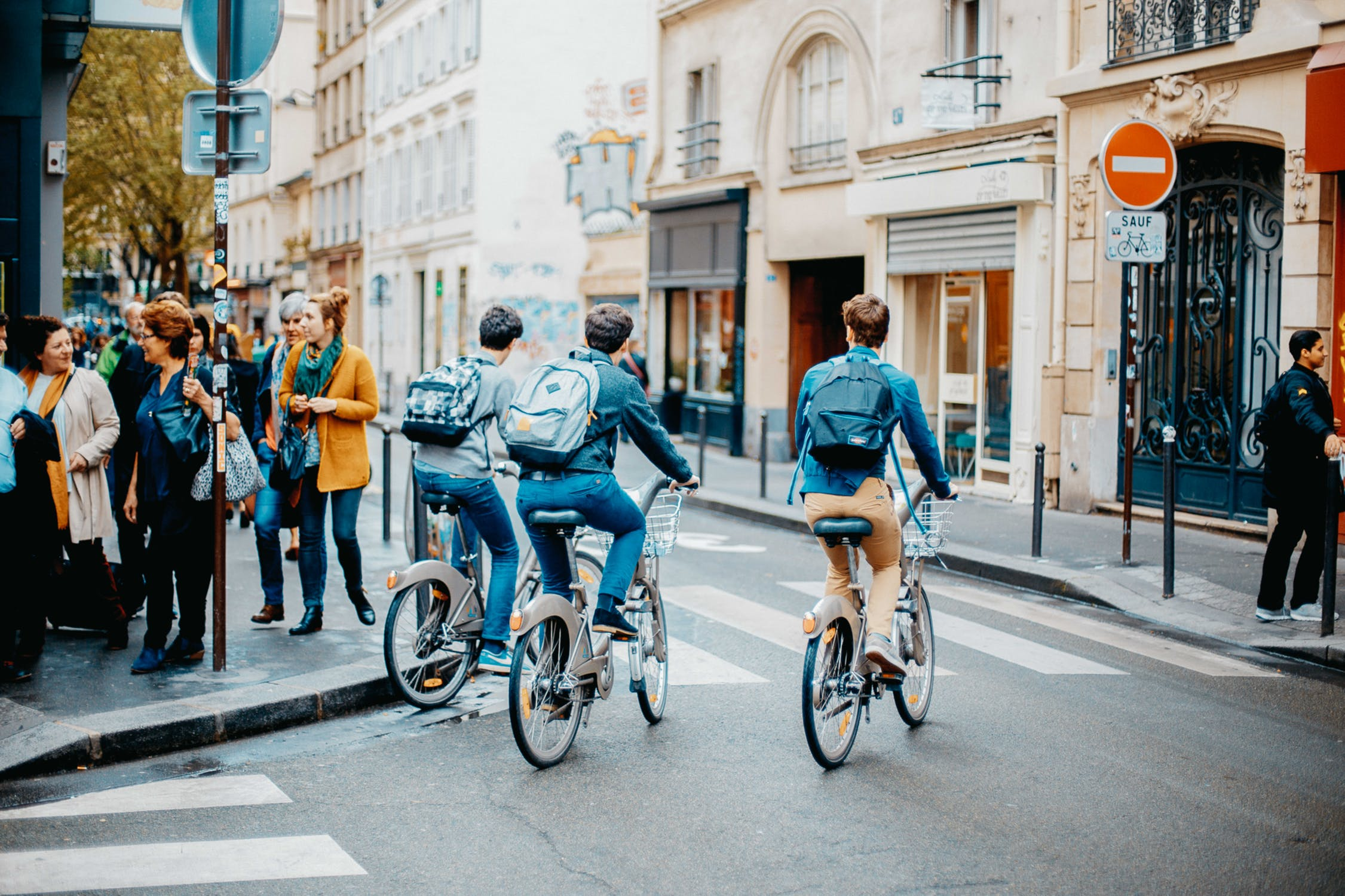 Biking Movement: Top Countries Relying on Pedal Power