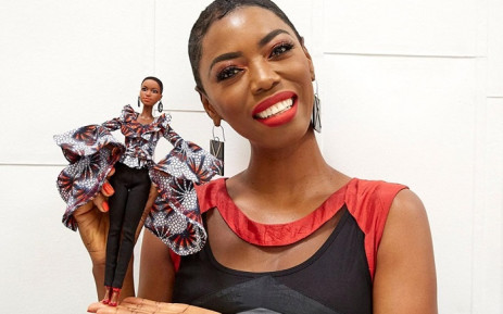 South Africa's Lerato Molapo becomes the first African to have a Barbie doll in her honour