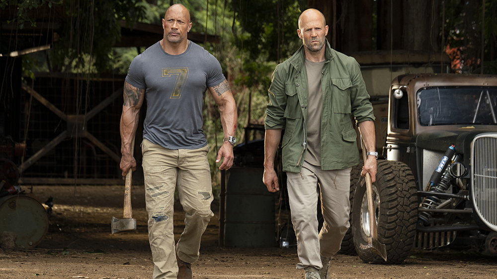 Hobbs & Shaw sets new 2019 box office record