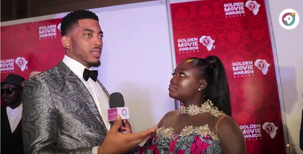 WATCH: Lack of movie funding is forcing us to Nollywood - James Gardiner