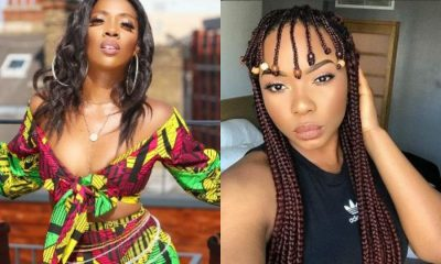 You are the real woman of steel - Tiwa Savage celebrates Yemi Alade