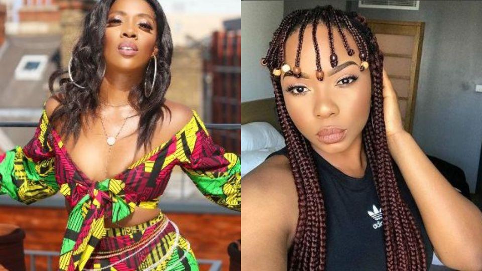 You are the real woman of steel - Tiwa Savage celebrates Yemi Alade