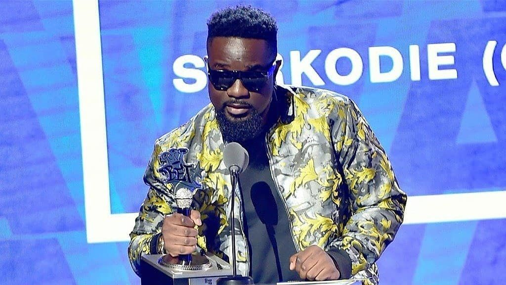 sarkodie wins his first BET Hip Hop Award