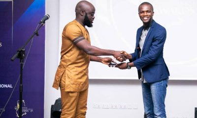 Winners at National Communication Awards 2019