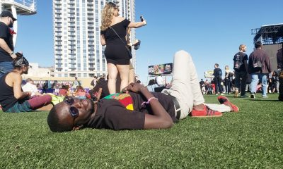 Ameyaw Debrah at Day N vegas