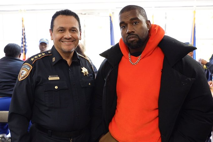 Kanye West says his performance at Houston jails 'is a mission, not a show'